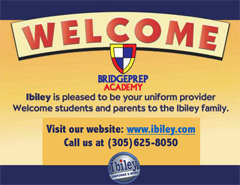 Ibiley Uniforms